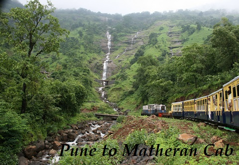 Pune to Matheran Car Hire